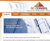GC conseil, Bureau d'études structures, génie civil